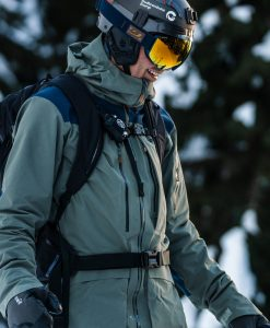 Norrona Mens Tamok Down ski coat