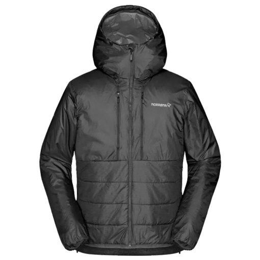 Norrona Mens Trollveggen hood ski jacket