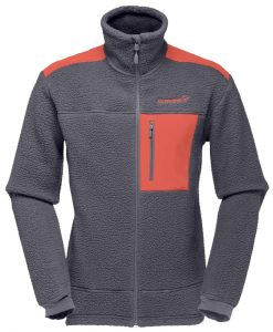 Norrona Mens Trollveggen thermal ski jacket