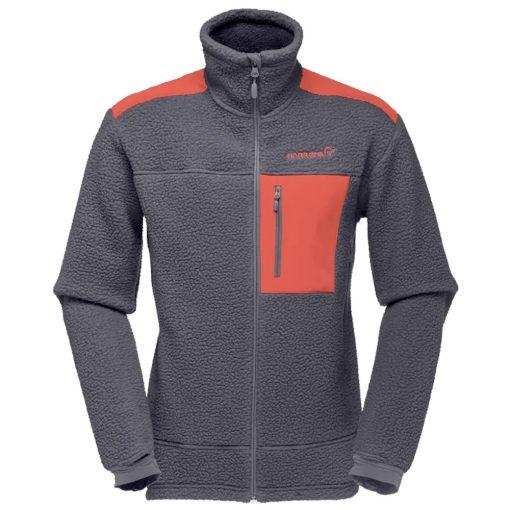 Norrona Mens Trollveggen thermal ski jacket