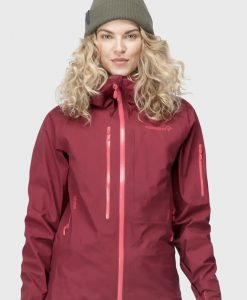 Norrona Womens Gore Tex Ski Jacket