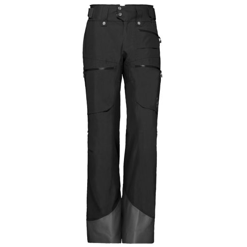 Norrona Womens Lofoten Ski Pants Black