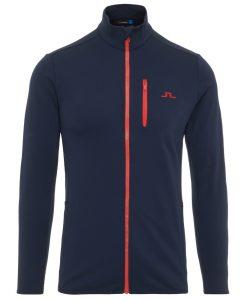 j lindeberg truuli blue ski jacket