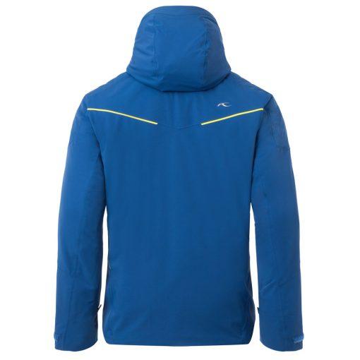 kjus formula ski jacket blue mens