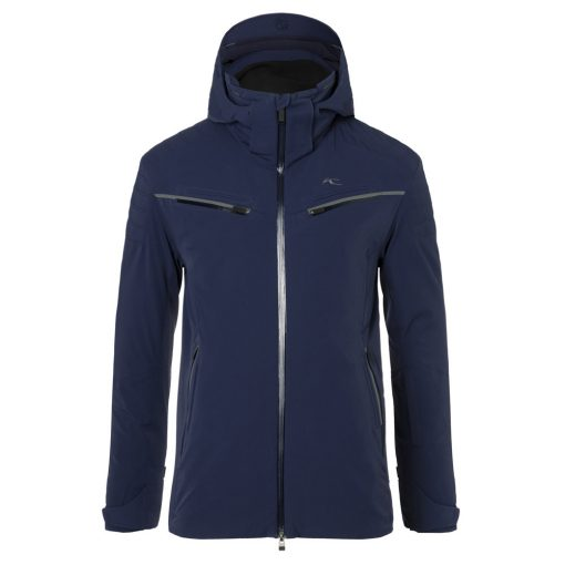 kjus formula ski jacket mens atlanta blue