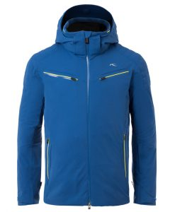 kjus formula ski jacket mens blue