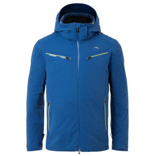 kjus formula ski jacket mens blue