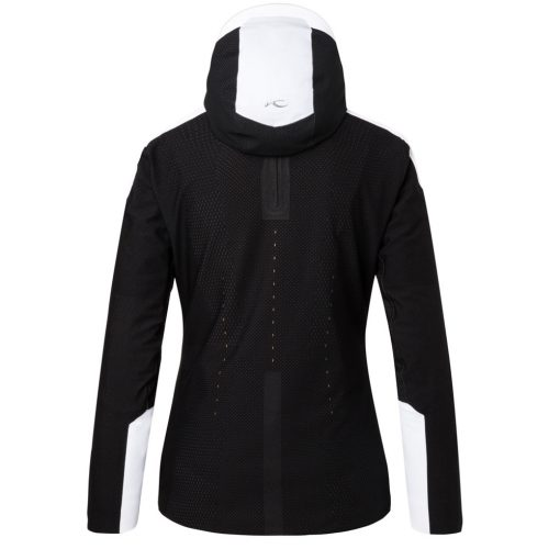 kjus freelite black womens ski jacket