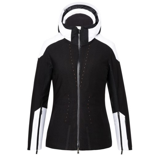 kjus freelite womens black ski jacket