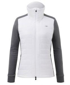 kjus mundin ski jacket white