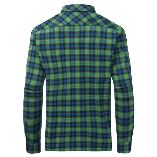 kjus ski wear macun shirt green