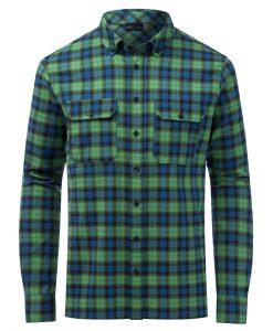 kjus skiwear macun shirt green