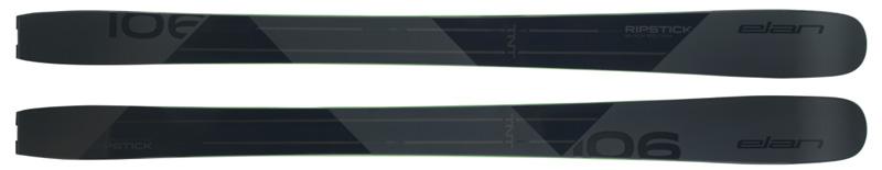 Elan Ripstick Black 106
