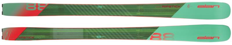 Elan Skis Ripstick 88W
