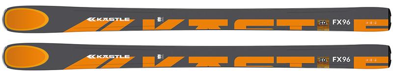 Kastle Aspen Ski Rental FX96