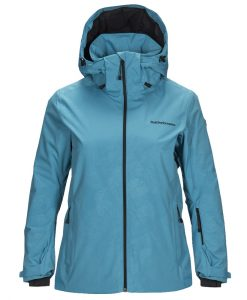 Peak Performance Alpine womens aqua ski jacket