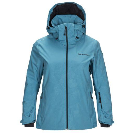 Peak Performance Alpine womens aqua ski jacket