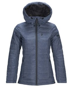 Peak Performance Blackburn womens ski jacket Blue