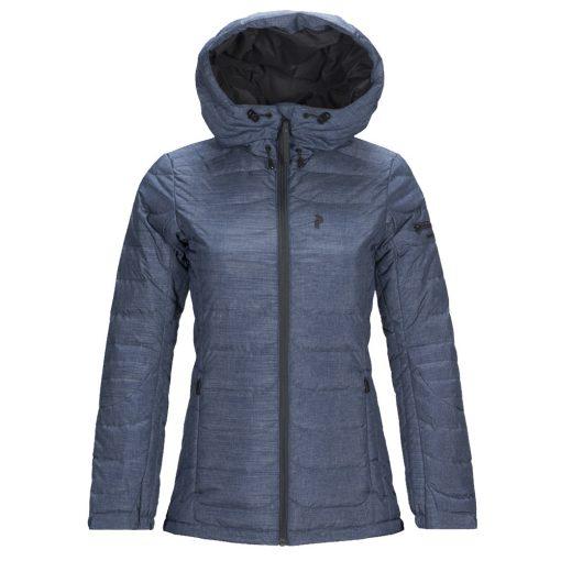 Peak Performance Blackburn womens ski jacket Blue