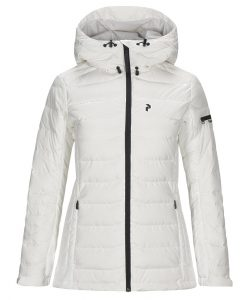 Peak Performance Blackburn womens ski jacket white