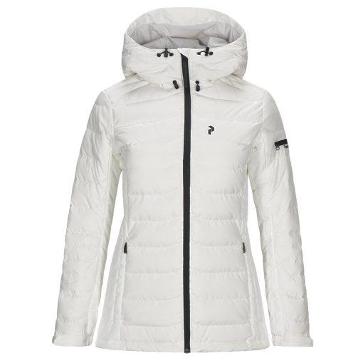 Peak Performance Blackburn womens ski jacket white