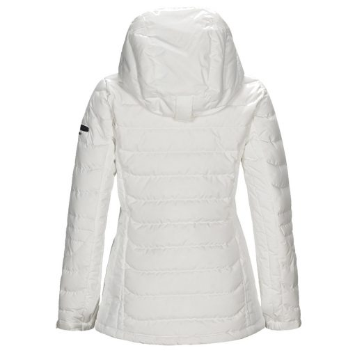 Peak Performance Blackburn womens white ski jacket