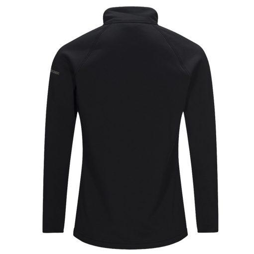 Peak Performance Chill Zip Black Fleece