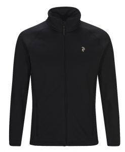 Peak Performance Chill Zip Fleece Black