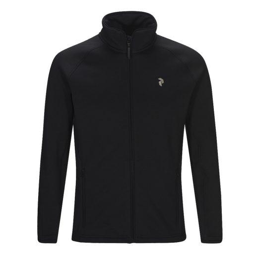 Peak Performance Chill Zip Fleece Black