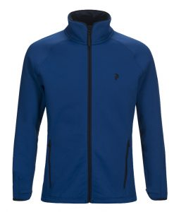 Peak Performance Chill Zip Fleece Blue