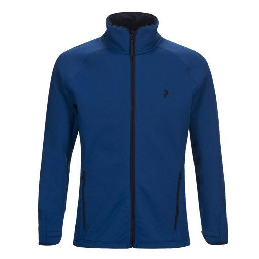 Peak Performance Chill Zip Fleece Blue