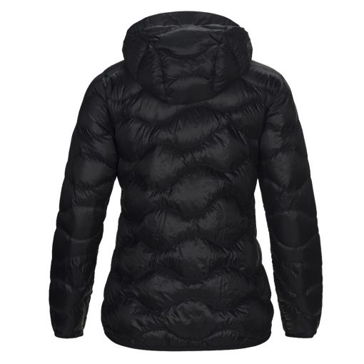 Peak Performance Helium black ski down coat