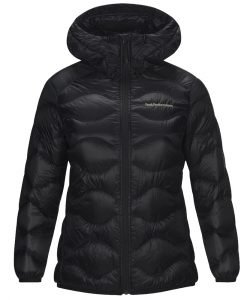 Peak Performance Helium ski down coat black