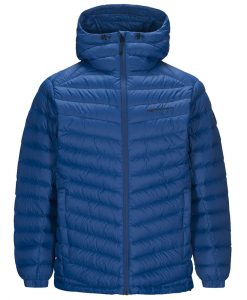 Peak Performance Mens Frost Down Ski Jacket Blue