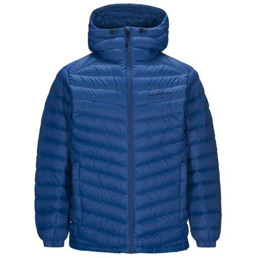 Peak Performance Mens Frost Down Ski Jacket Blue