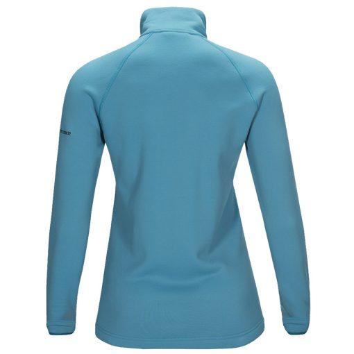 Peak Performance chill womens blue ski fleece