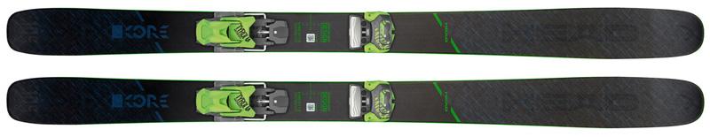 head freeride skis kore 105