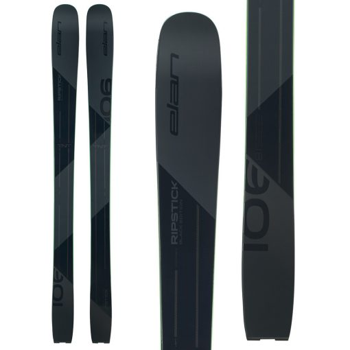 Elan Skis Aspen Ripstick Black Edition 106