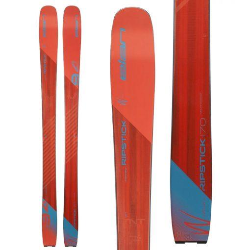 Elan Skis Aspen Ripstick 94 Womens Ski